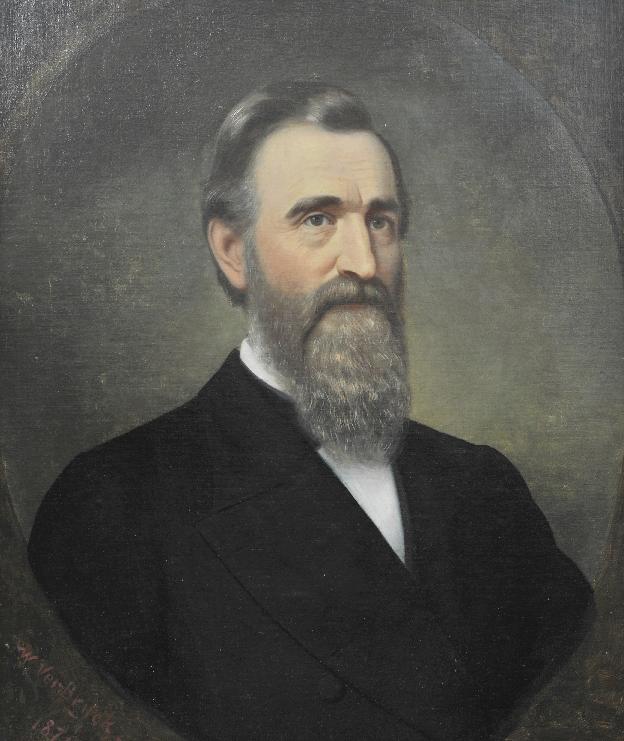 Thomas Elliott Bramlette, 1863-67