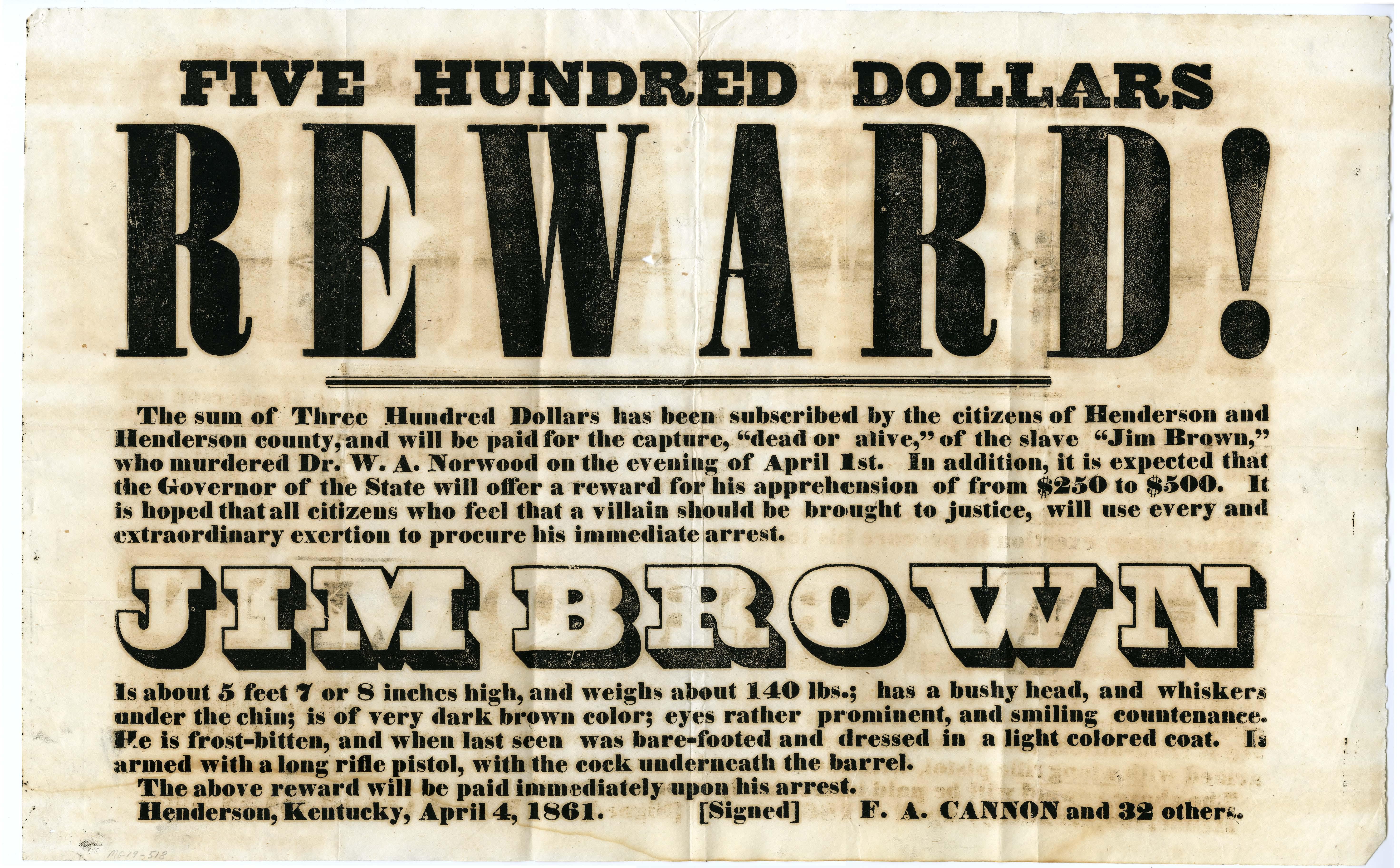 Slavery | CivilWarGovernors org